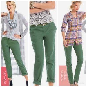 CAbi Coast Crop Pants